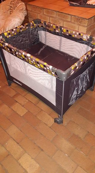 Brand new camping cot for sale