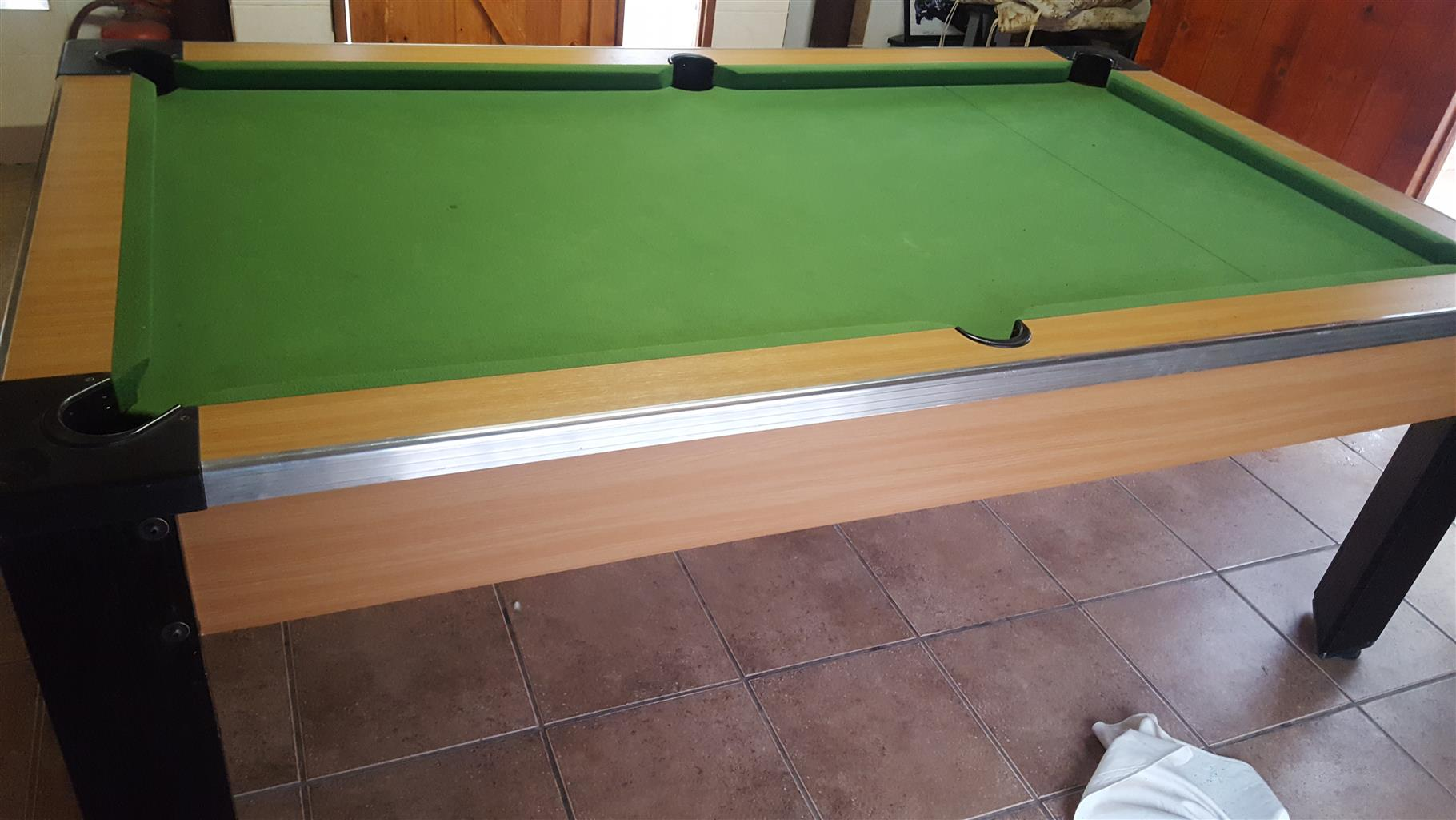Brand New Pool Table Junk Mail - Brand new pool table