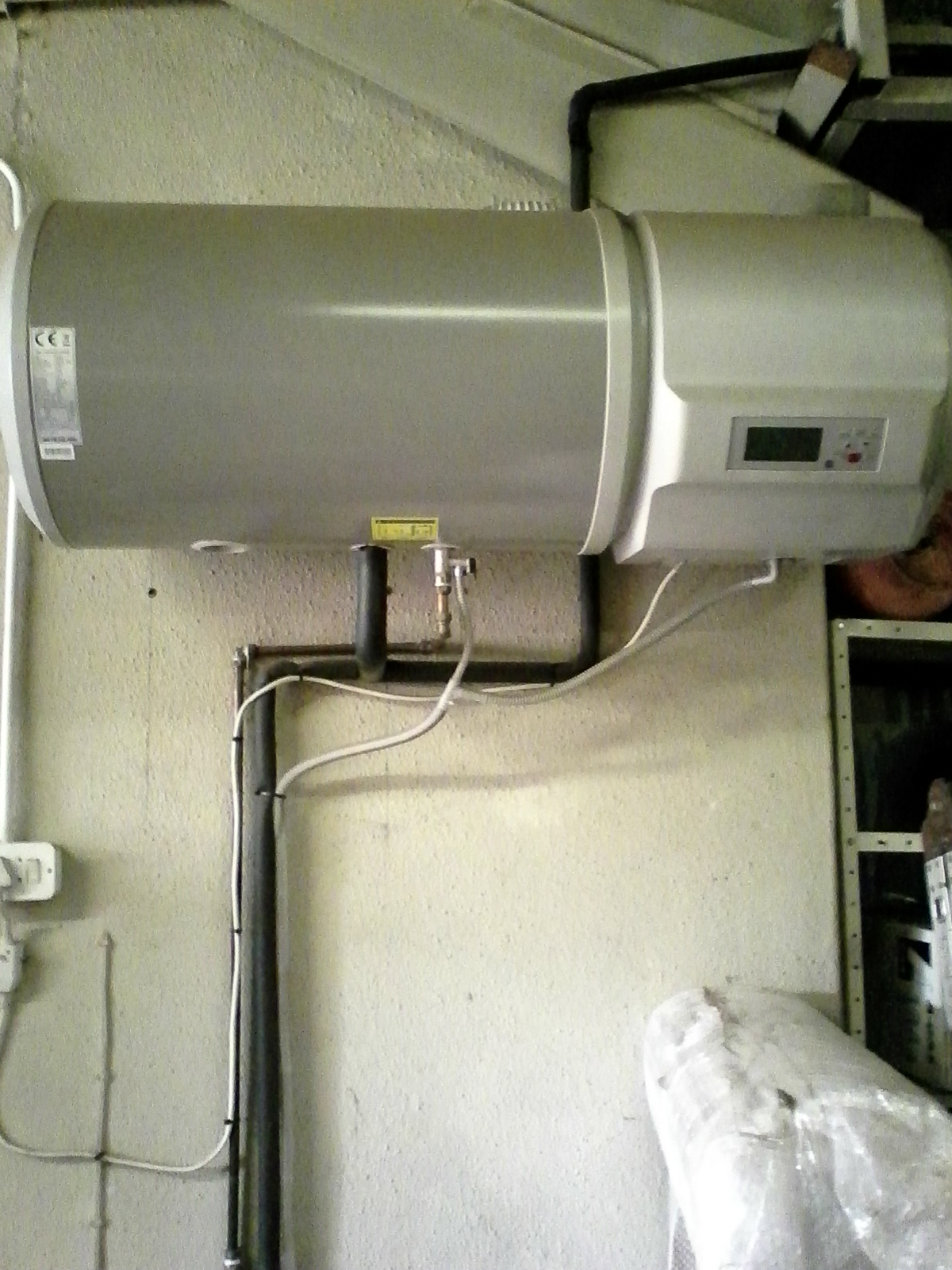Heat Pump.80 litre