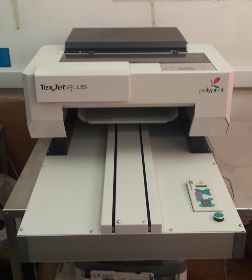 Polyprint Texjet Plus Direct To Garment Printer