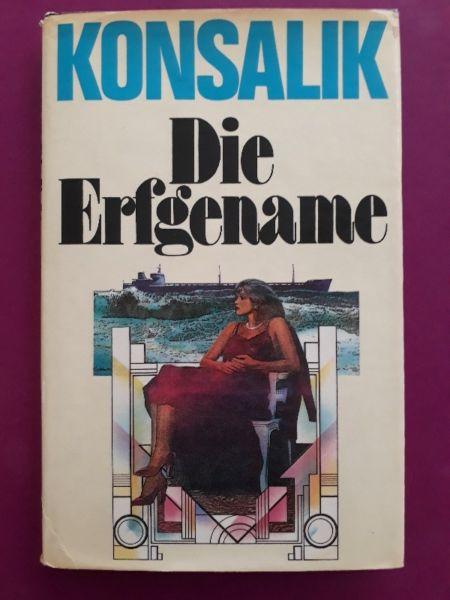 Die Erfgename - Heinz G Konsalik.