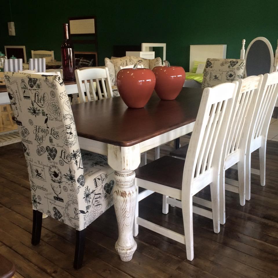 2100 x 1030 Dinning Room Table