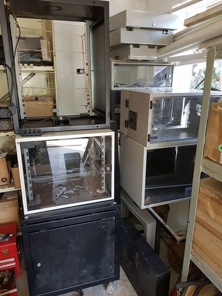 2nd hand network cabinets