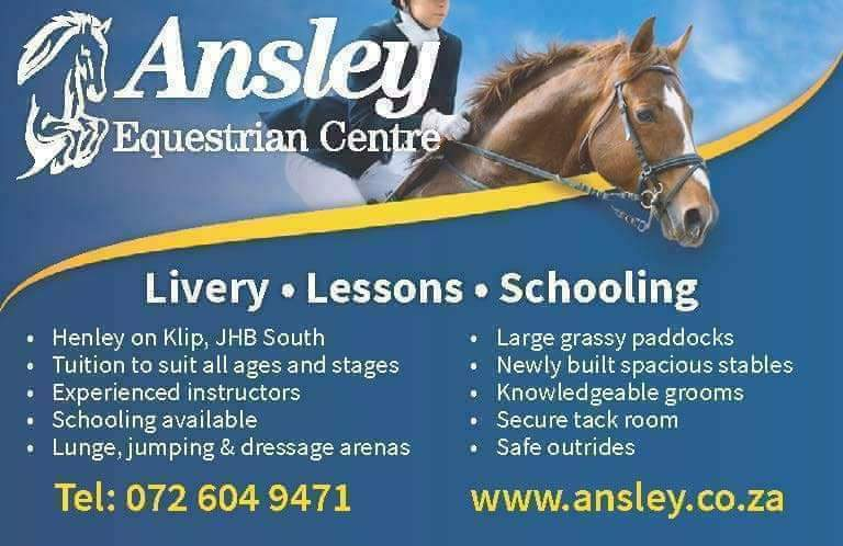 Stabling and lessons available