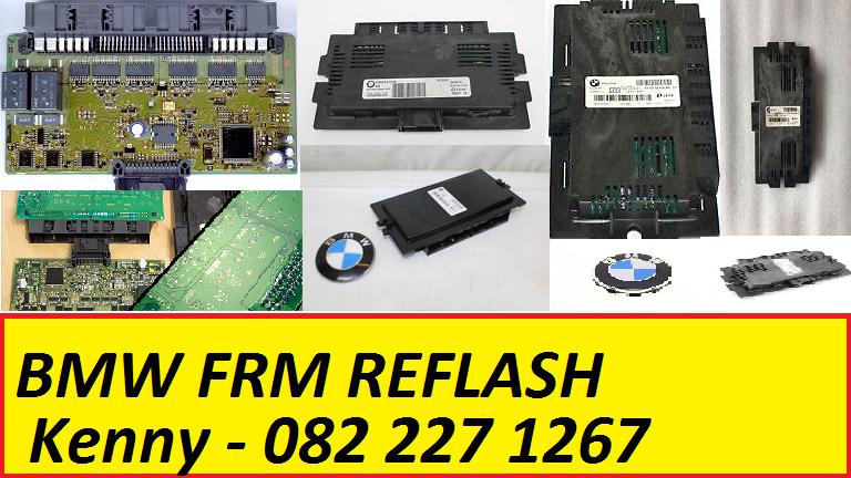 BMW & MINI FRM REFLASH R600