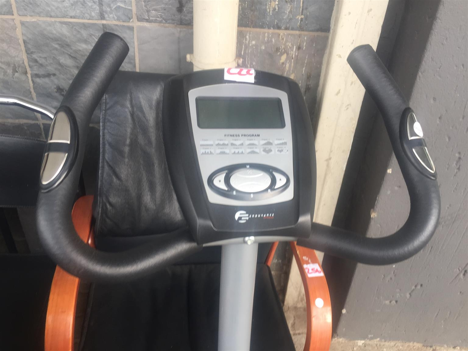 Alto Exercise Bike