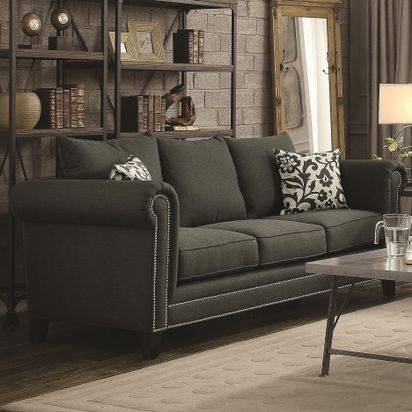 Baxton sofa set now yours for a low R8999
