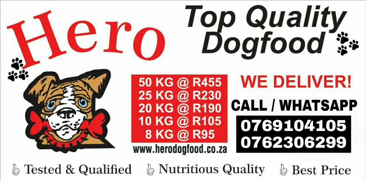 Top quality dogfood
