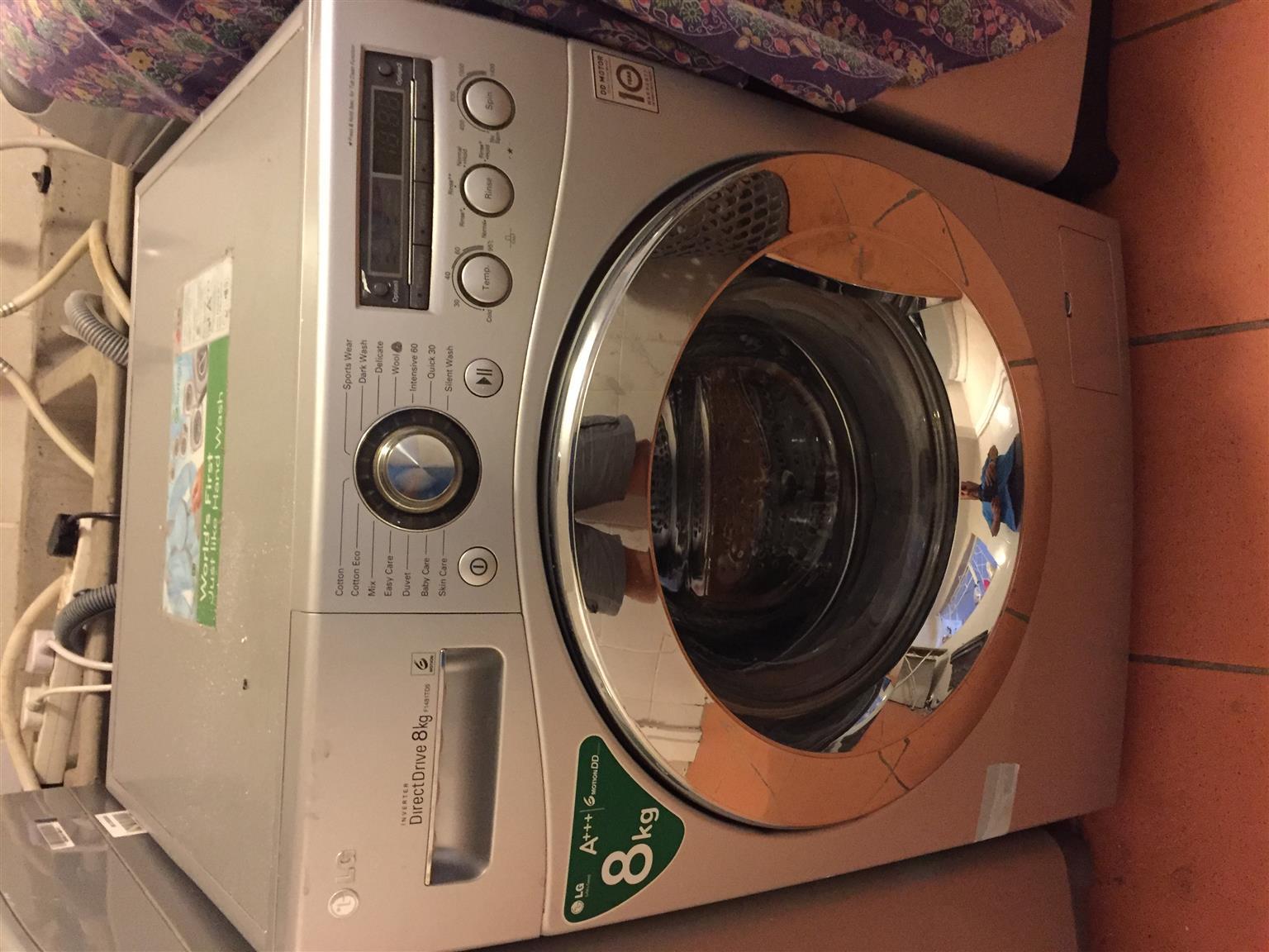 LG Auto Washing