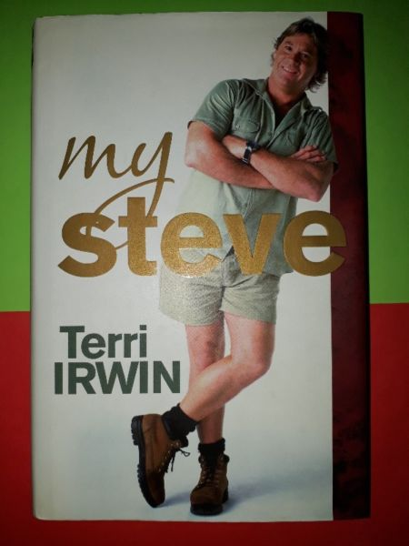 My Steve - Terri Irwin.