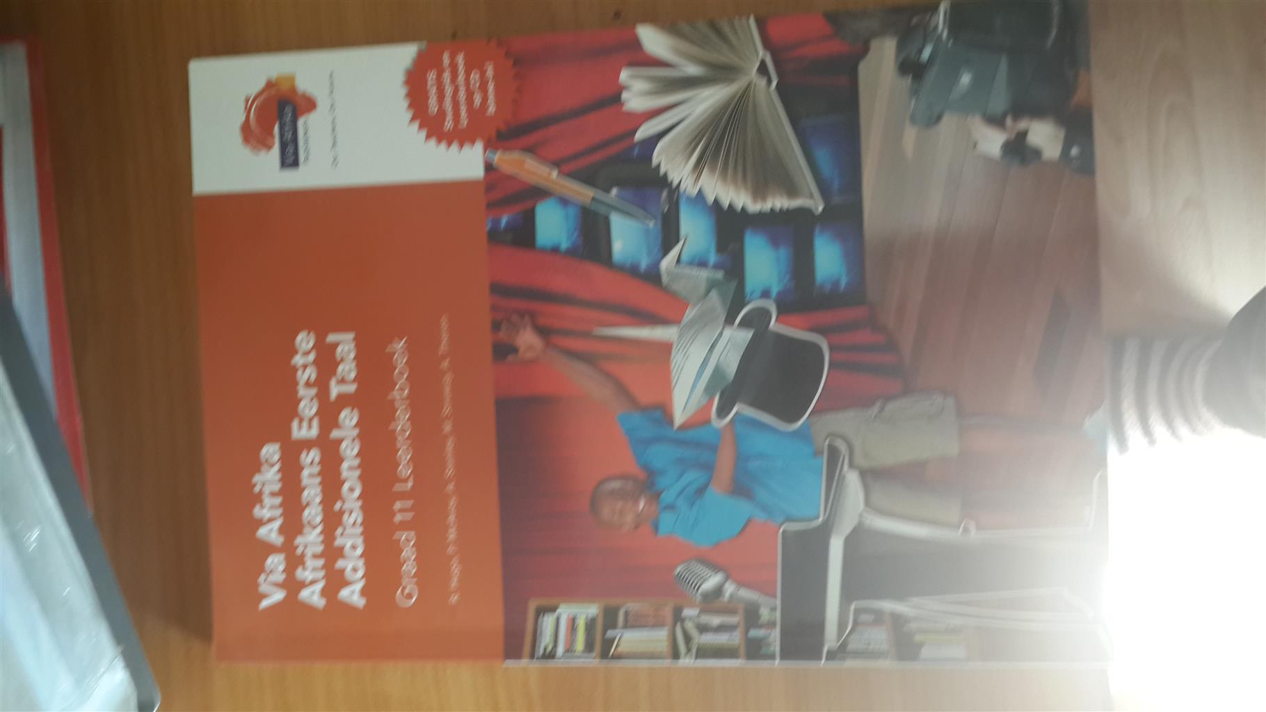 Grade 11 Text books R50 each