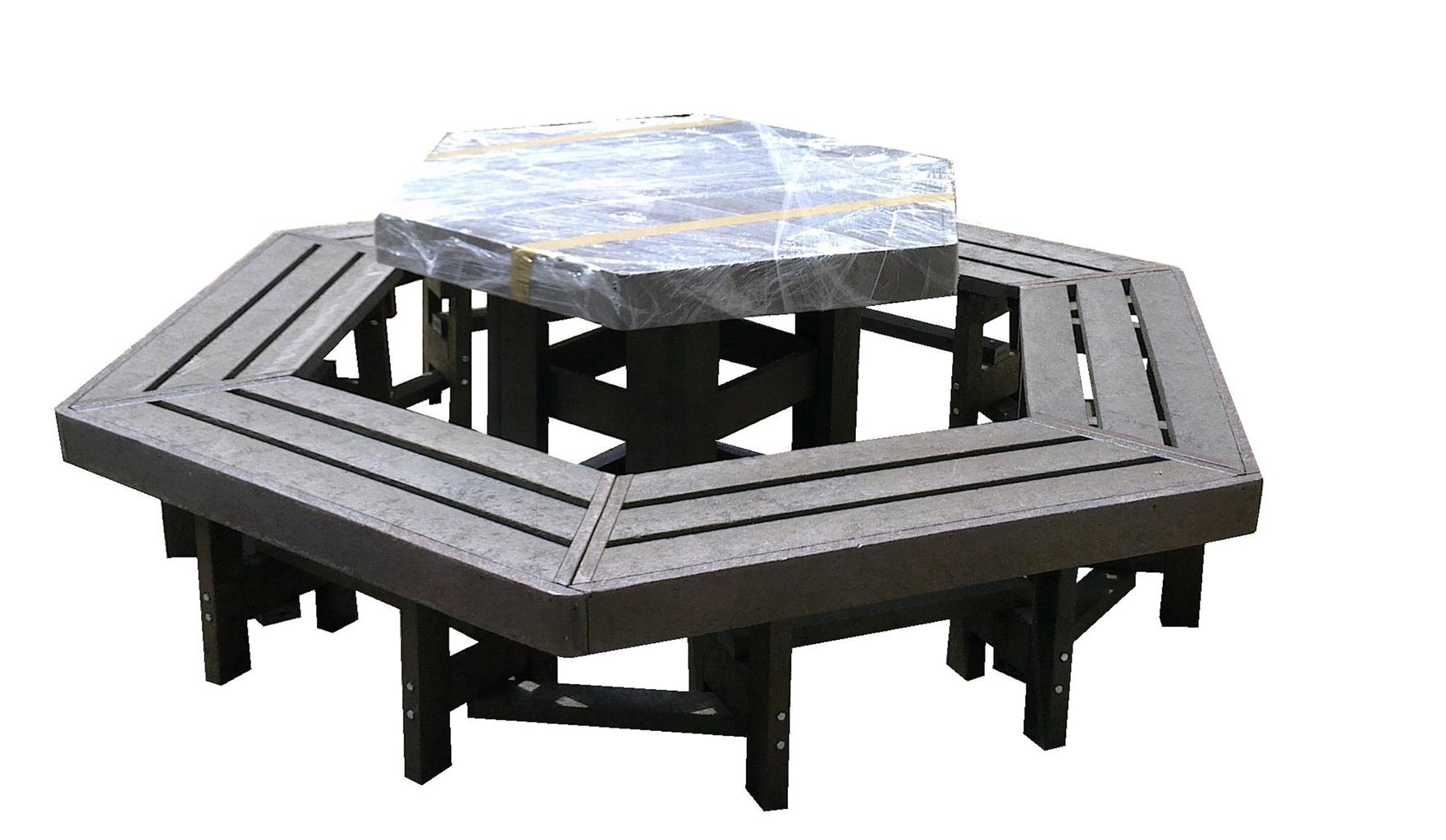 Picnic Tables and Park Benches