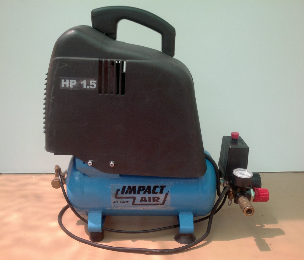 6L Air Compressor 1.5Hp