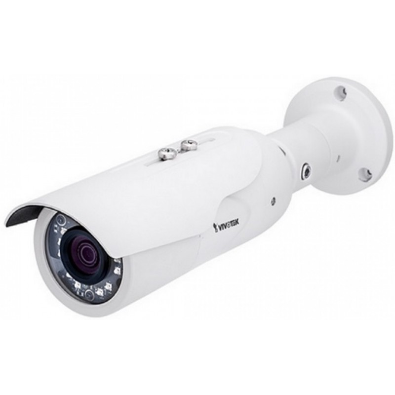 VIVOTEK's IB8369A all-in-one bullet-style network camera