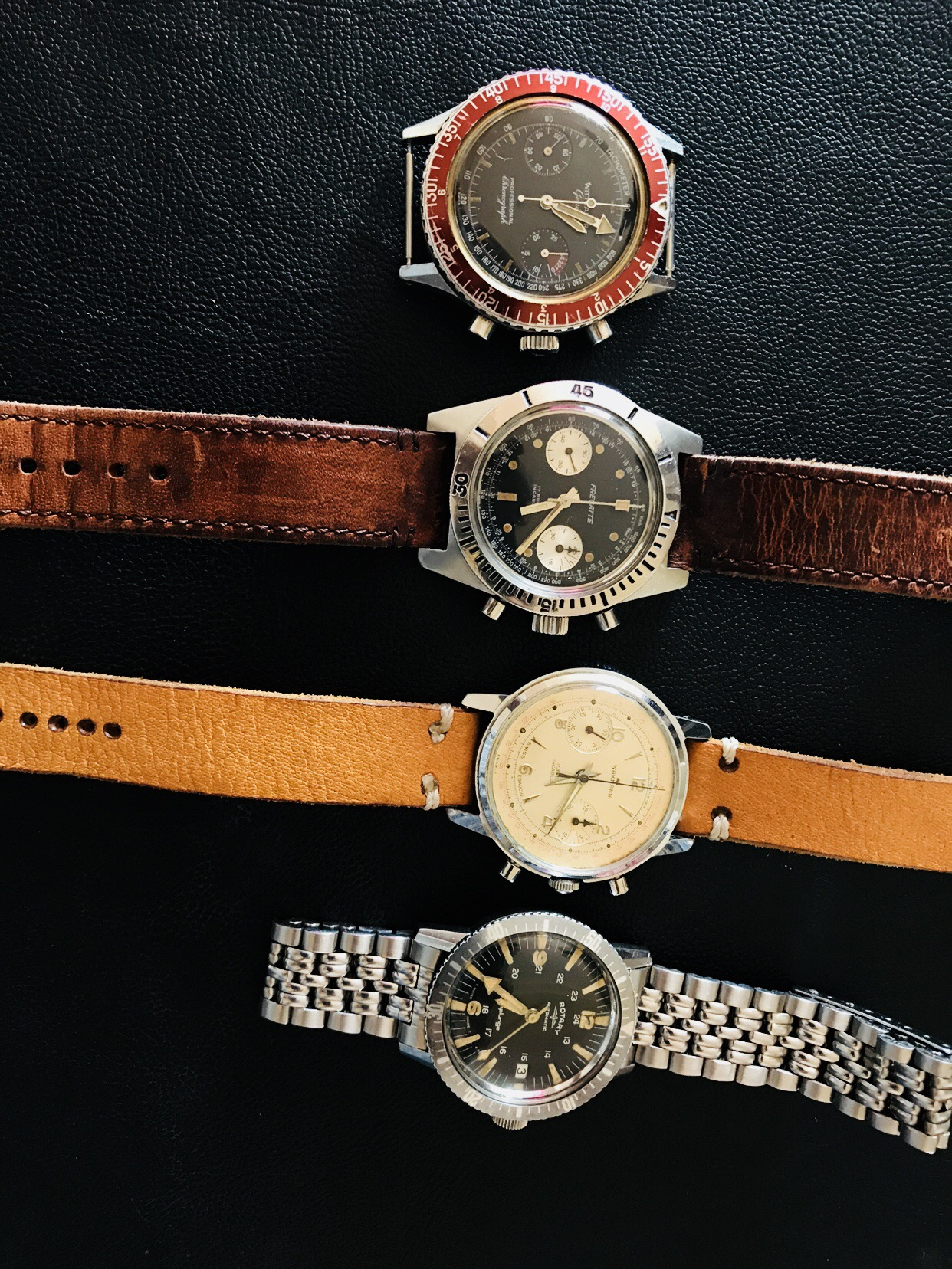 wanted vintage diver watches