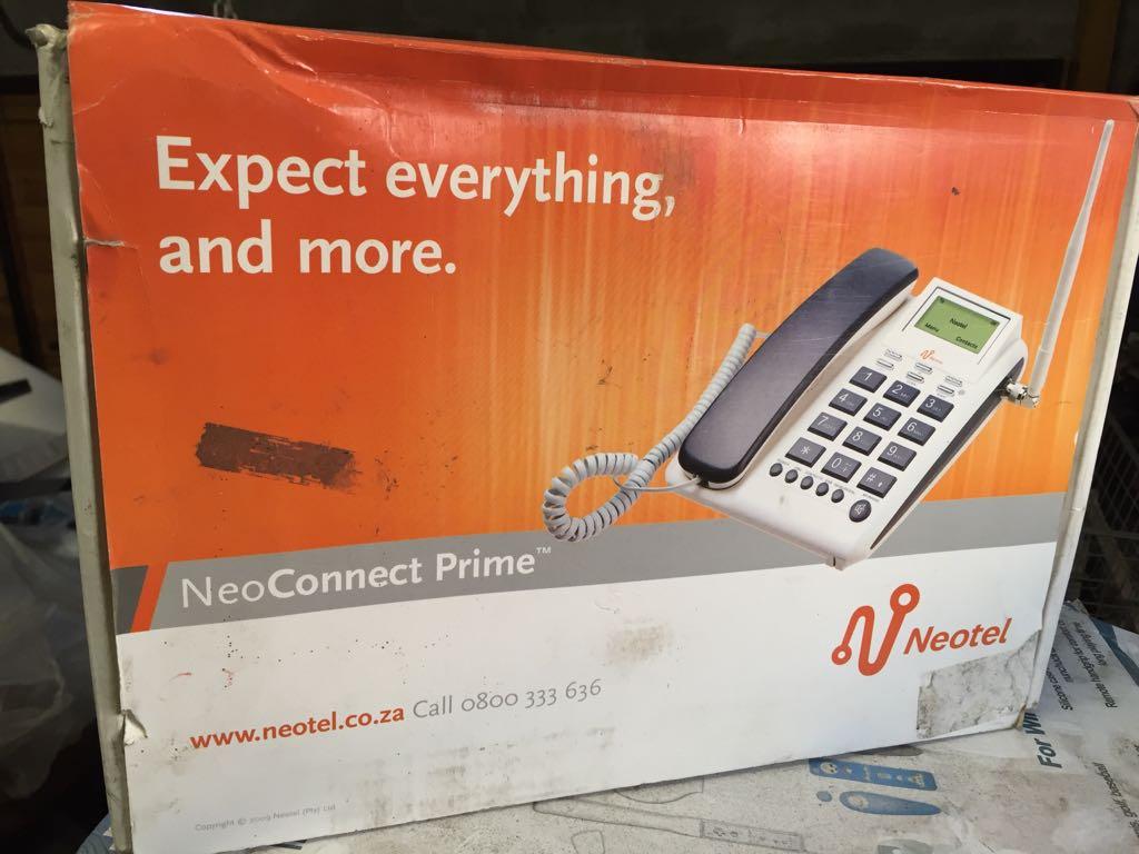Neotel NeoConnect Prime phone