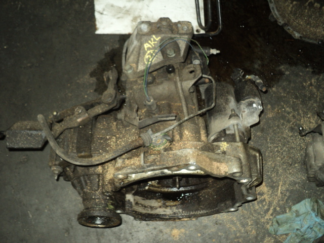 VW Golf-Jetta 4 5speed Manual Gearbox R4900
