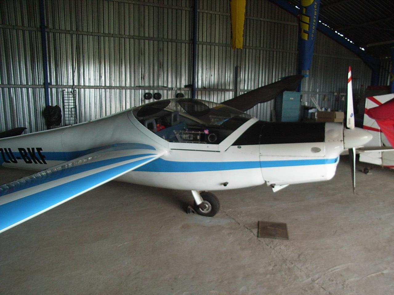 Blanic Vivat L13 SE Motor Glider
