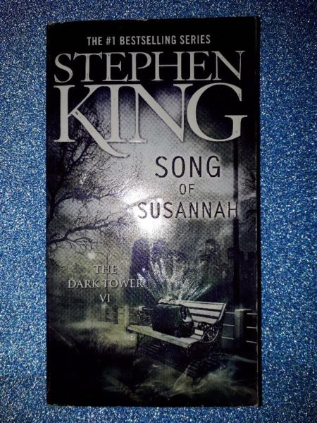 Song Of Susannah - Stephen King - The Dark Tower IV.