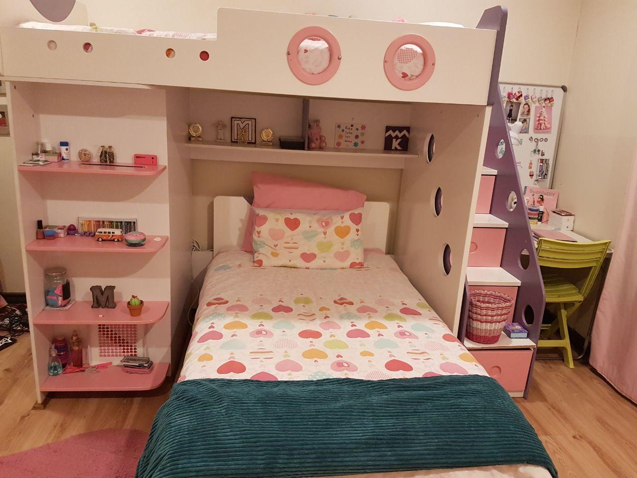 Mokki Girl bedroom set