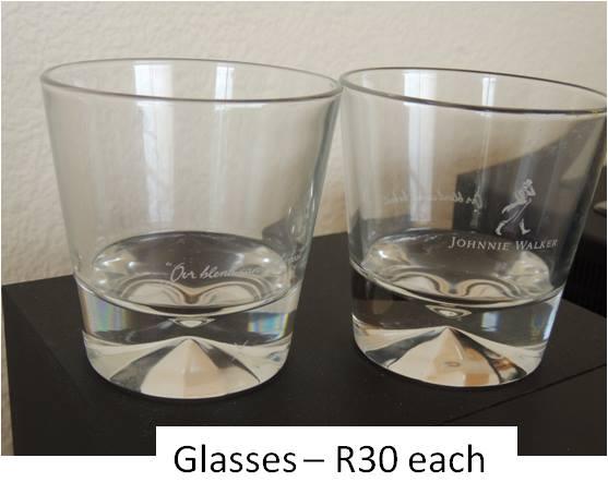 Johnny walker glasses for sale