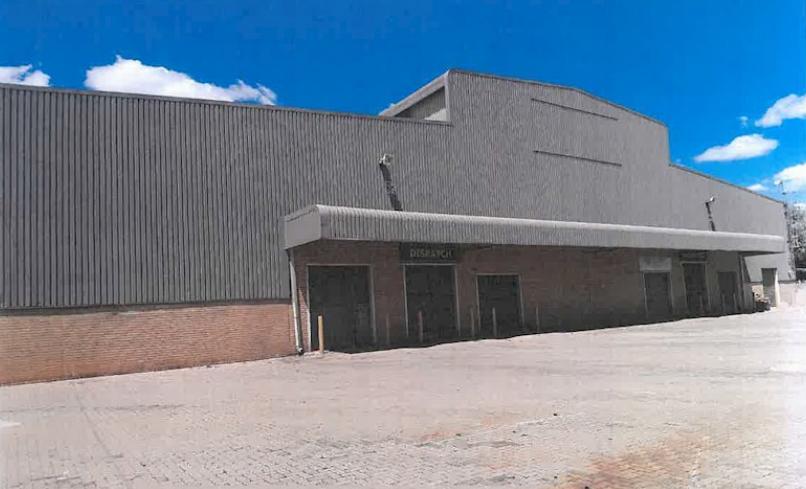 3000m warehouse for rent Pretoria