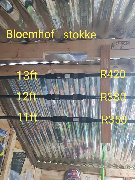 Bloemhof stokke te koop