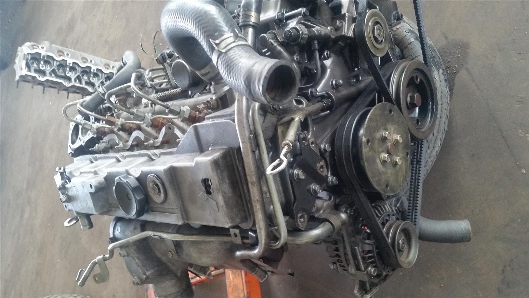 mitsubishi colt engines 2.8 tdi