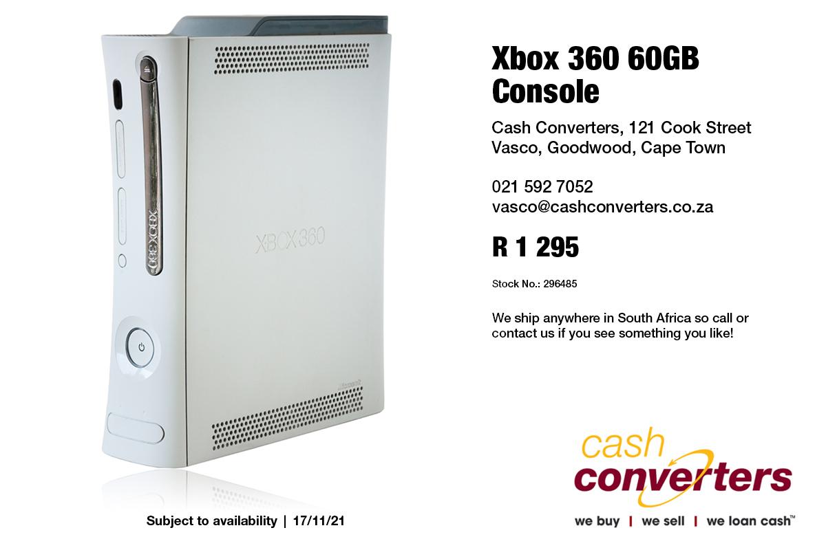 Xbox 360 60GB Console
