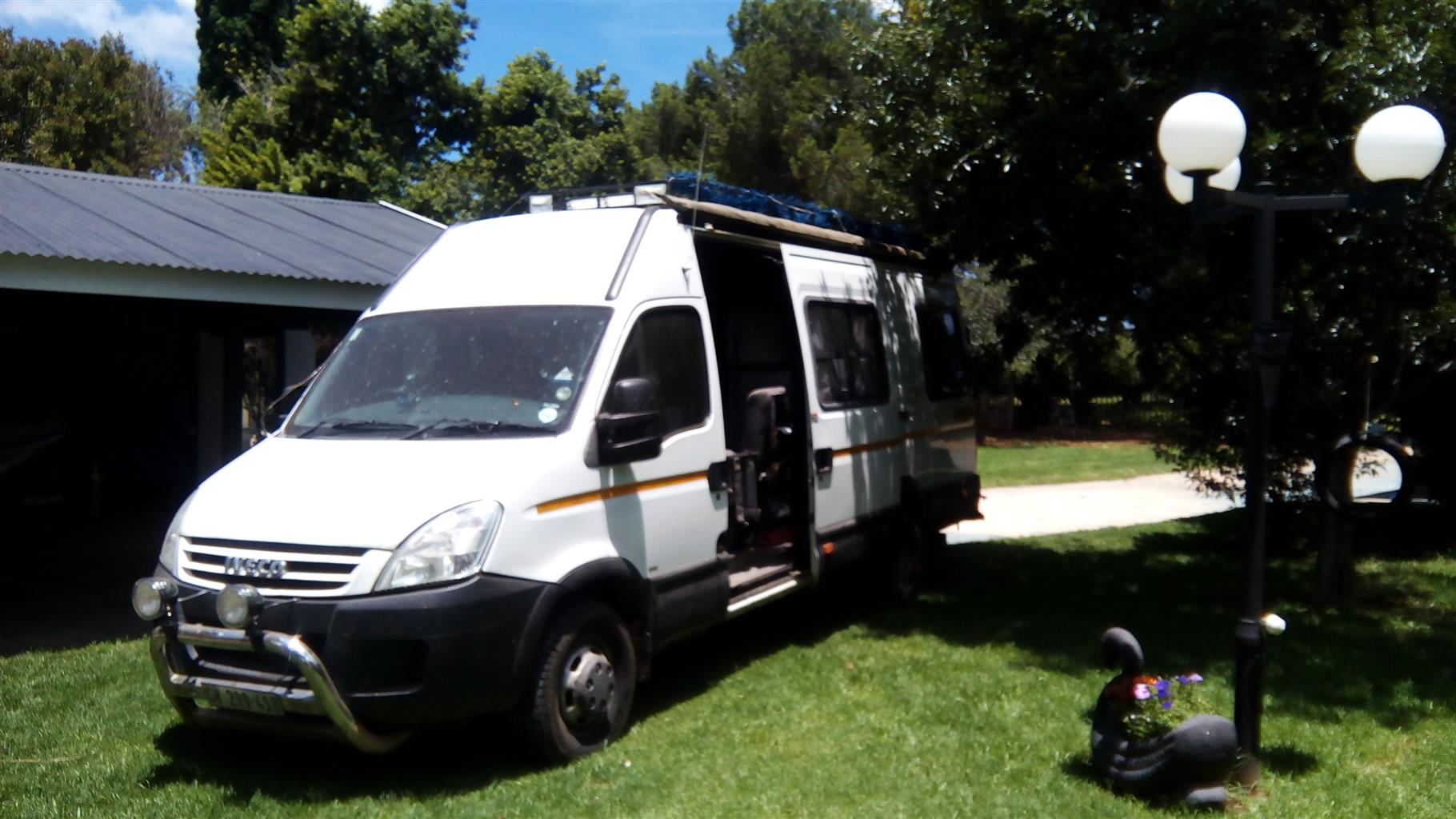 Iveco turbo daily 3L turbo diesel for motorhome or TAXI