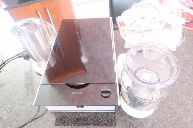 siemens Built In kitchen Machine/food Processor