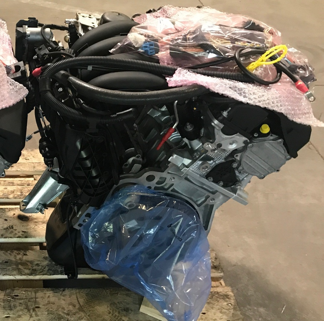 New BMW Engines available N46B20BD