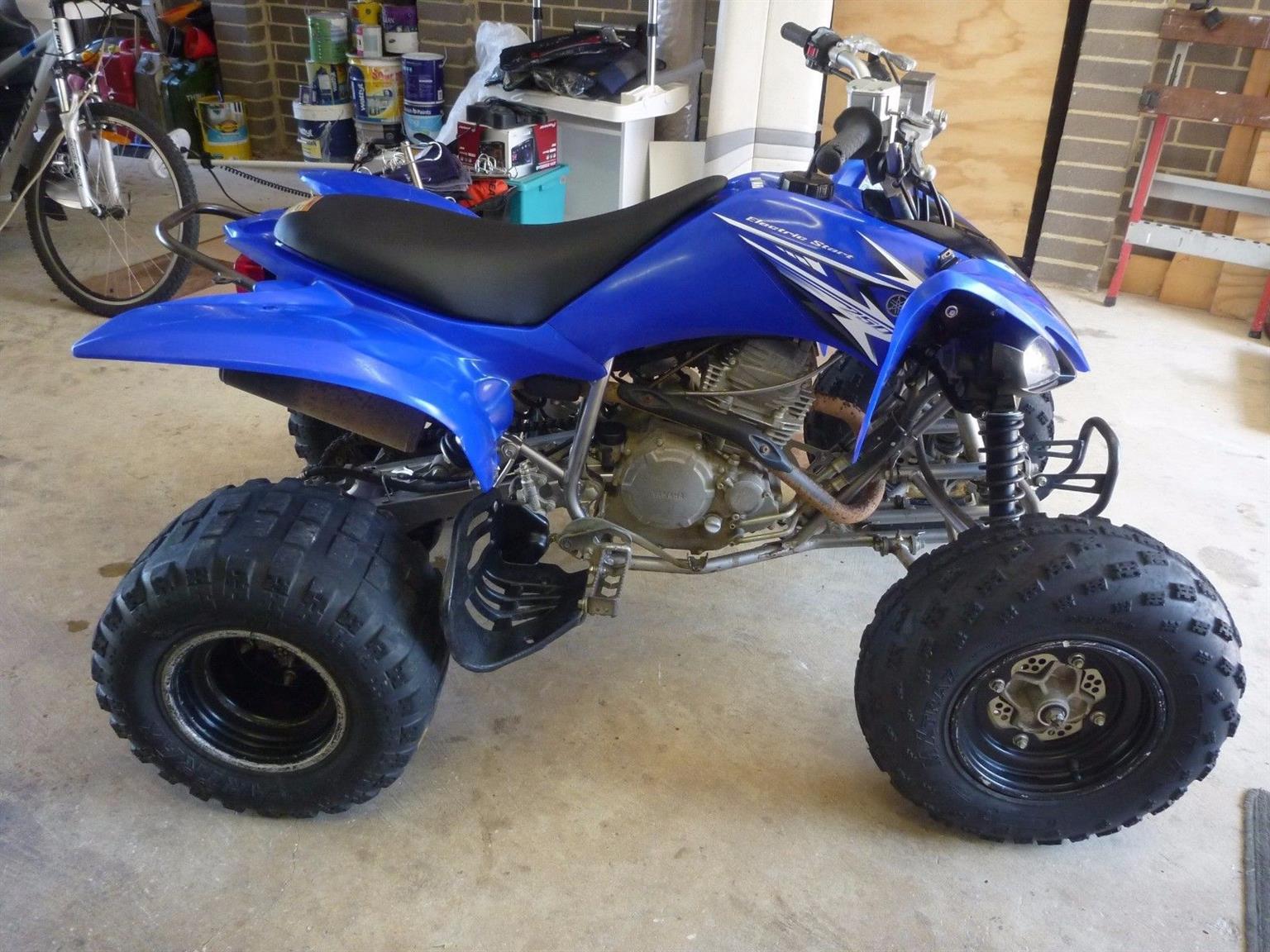 2010 Yamaha Raptor