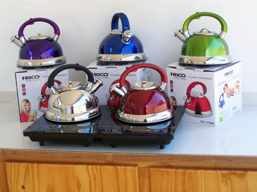 Induction Cookers,  Induction Kettles