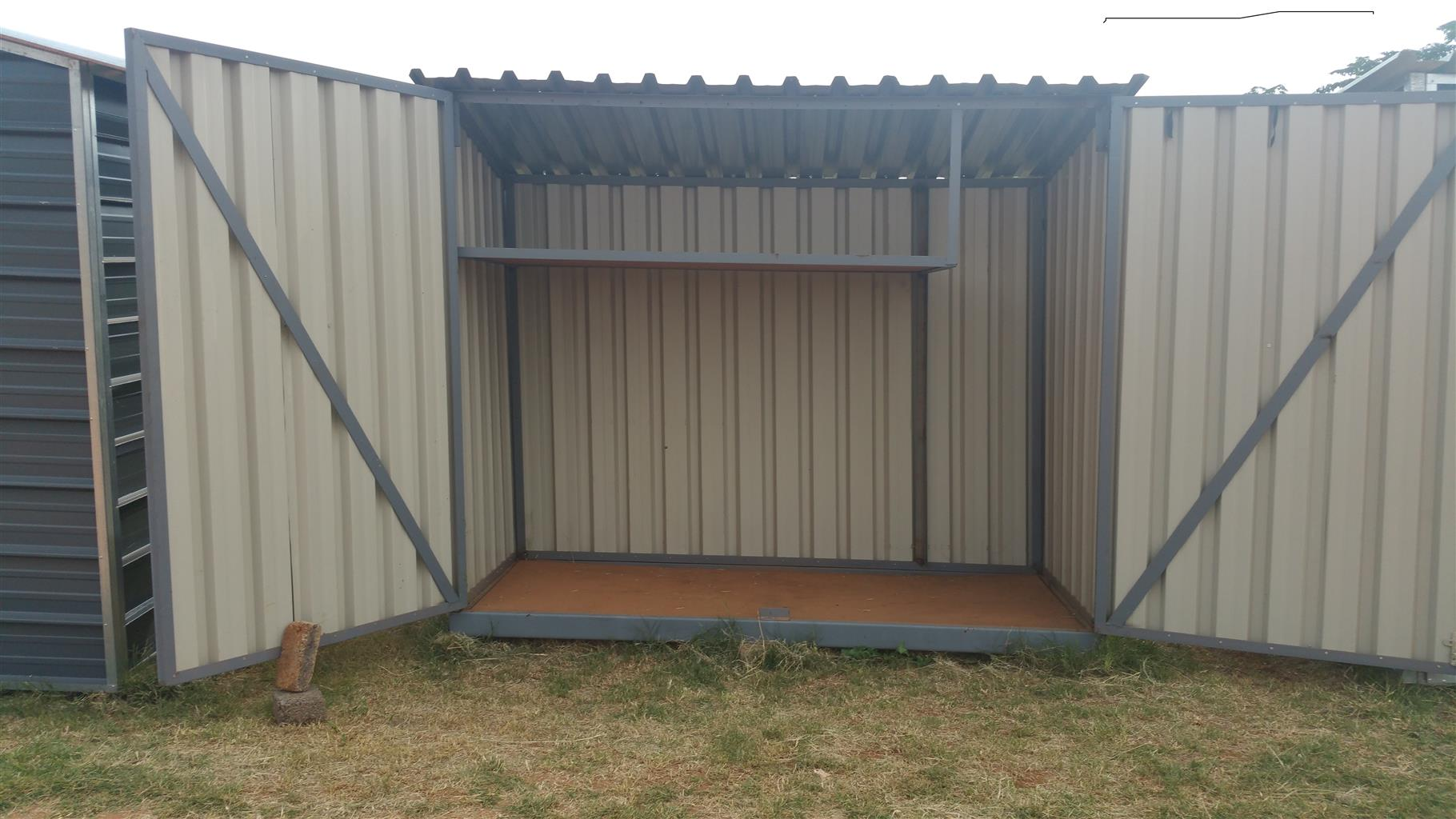 a steel garages mark shed get kitset sheds quote and copy