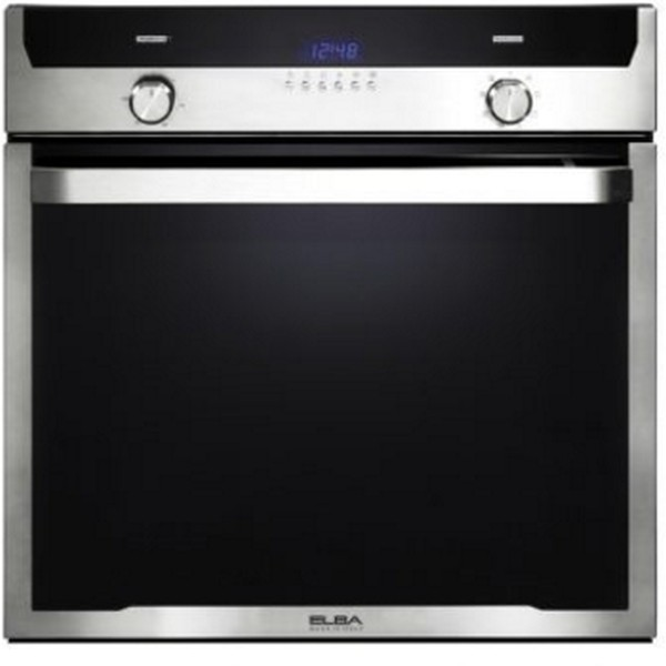 ELBA ELIO LINE 60CM STAINLESS STEEL MULTIFUNCTION ELECTRIC OVEN - 02/ELIO800