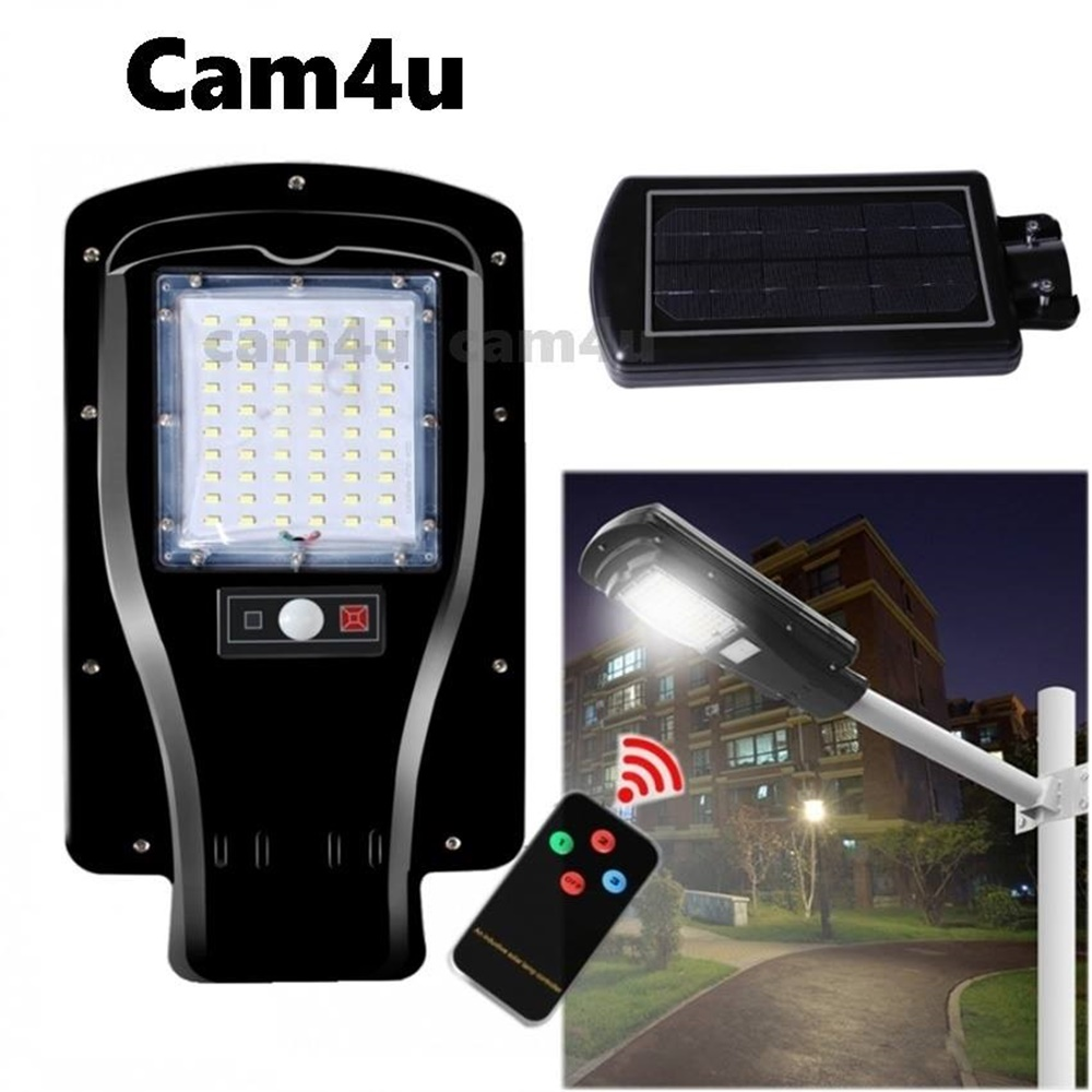 SOLAR LED LIGHT-STREET LAMP-ST-1930  CHARGES-NO MORE WIRING-DURABLE-EASY INSTALATION