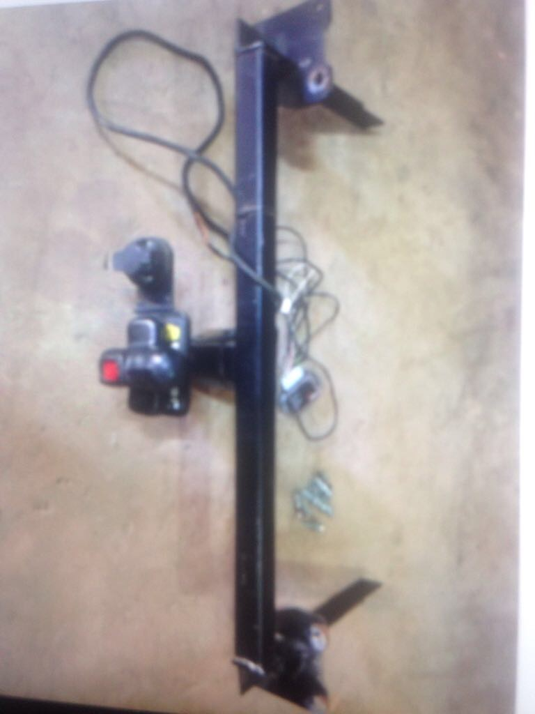 Towbar for sale with Volvo wiring harness