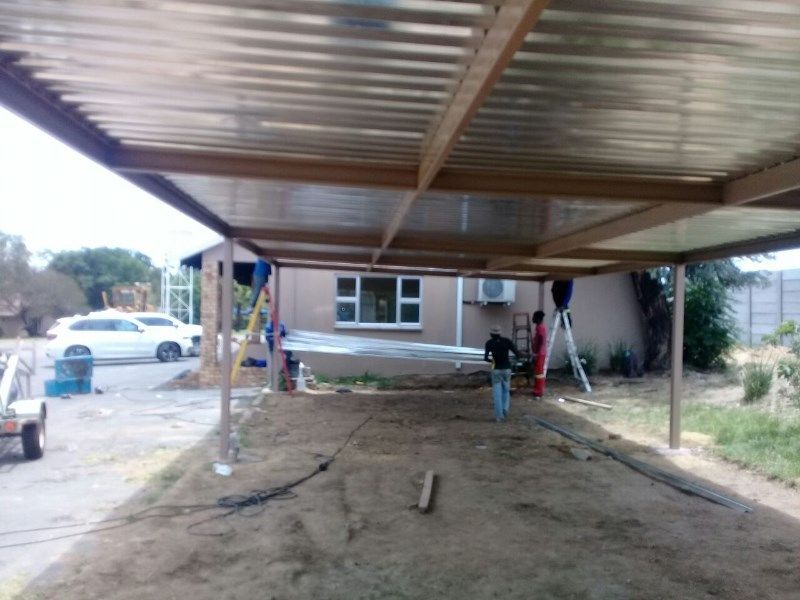 CARPORTS ,STEEL SHELTERS AND SHADEPORTS 0731919733