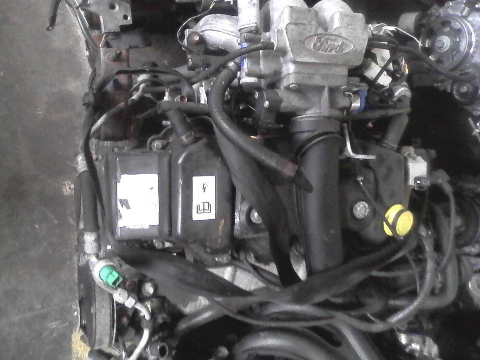Ford Fiesta Endura 1.6 Engine for Sale