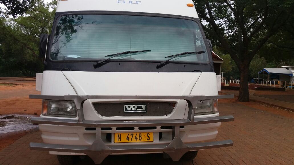 Iveco Daily Bull Bar