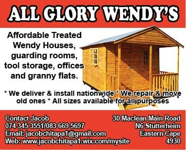 Wendy Houses And Log Cabins Contact Me In East London Junk Mail
