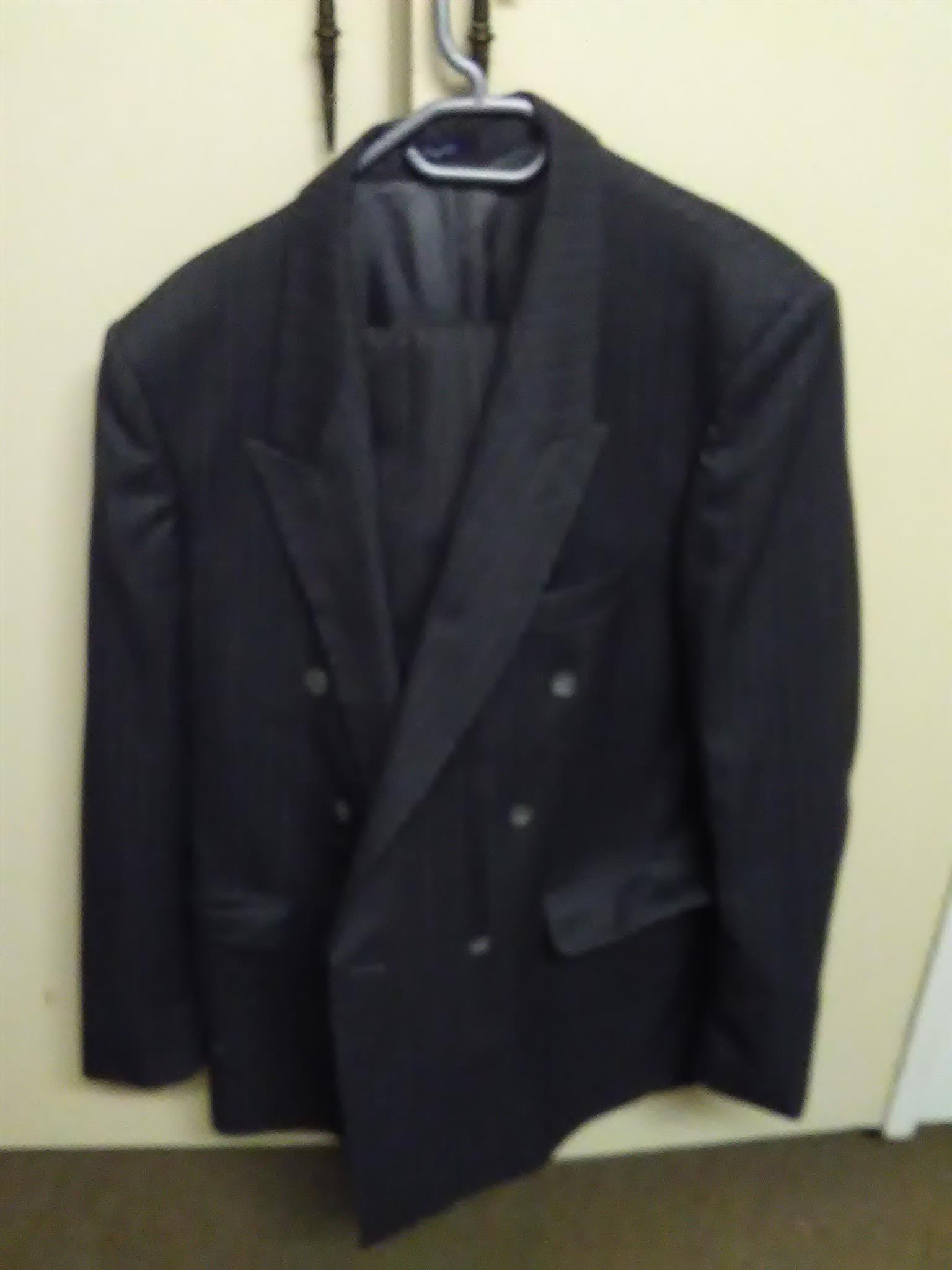 Trevira suit