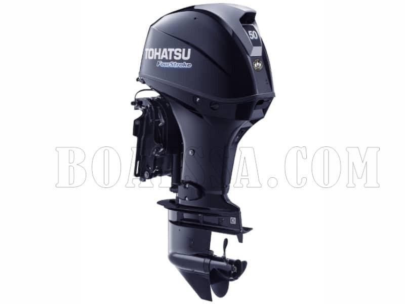 TOHATSU MFS50 4-STROKE LONG SHAFT TT