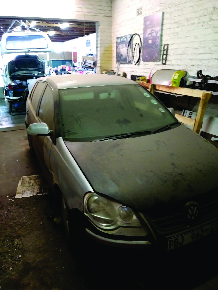 2003 VW Polo hatch 1.4TDI Trendline
