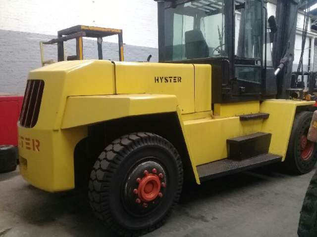 16 Ton Hyster