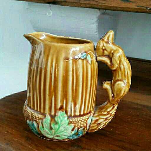 Vintage Squirrel Jug