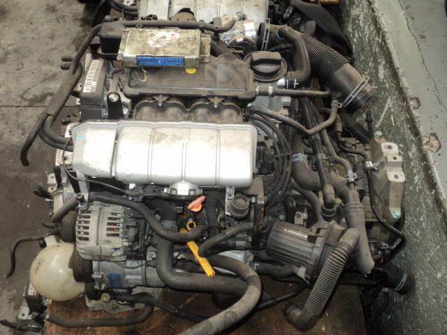 VW BEETLE 2L HIGHLINE ENGINE (AZJ) R9000 | Junk Mail