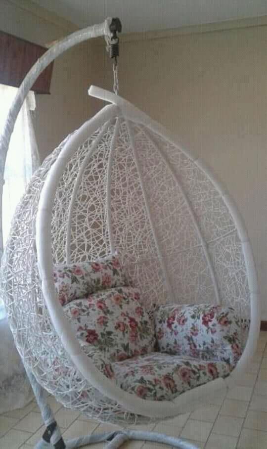 PVC hang chairs