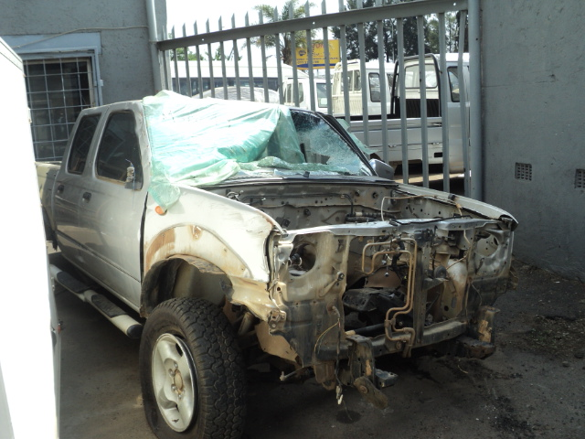 NISSAN HARDBODY DC STRIPPING FOR SPARES